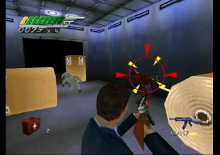 Screenshot Thumbnail / Media File 1 for 007 - Tomorrow Never Dies [U]